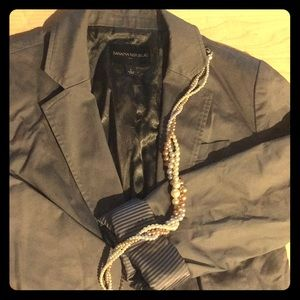 Banana republic jacket size 4